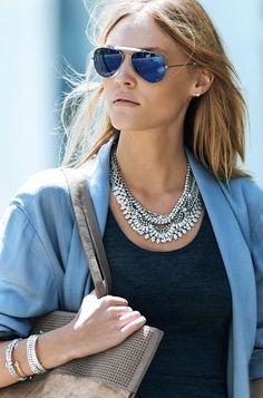 Fashion Belle Necklace | Stella & Dot Shop @ www.stelladot.com/allisonsarran