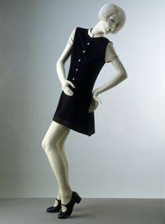 Mary Quant dress ca. 1967 via The Victoria & Albert Museum
