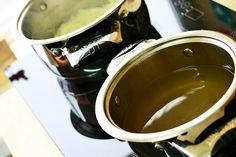 Zupa cebulowa z grzankami | Onion soup with crouton http://www.codogara.pl/5254/zupa-cebulowa/