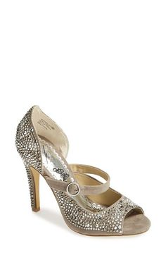 Naughty Monkey 'Angela' d'Orsay Sandal (Women) available at #Nordstrom