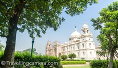 Victoria Memorial - Kolkata's mammoth marble structure (West Bengal, India)