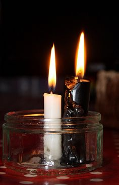 candle magic. - Pinned by The Mystic's Emporium on Etsy