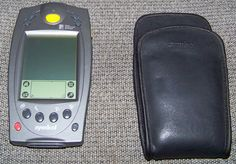 SYMBOL BARCODE SCANNER   MODEL N410   PALM POWERED USED