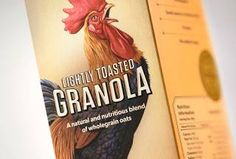 The Grounds Granola via Packaging of the World - Creative Package Design Gallery http://ift.tt/1oWqCTt