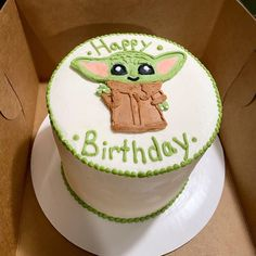 Star Wars Birthday Cake, Star Wars Party, 11th Birthday, Birthday Parties, Birthday Ideas, Birthday Cakes, Star Wars Cookies, Cake Cookies, Yoda Cake