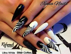 70 Cool Nail Designs « Cuded – Showcase of Art & Design