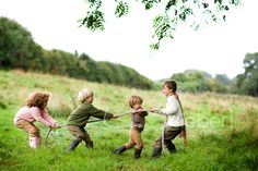 tug of war… so cute!  :-) Loved playing this. I can remember we would always do boys verses girls. :-)