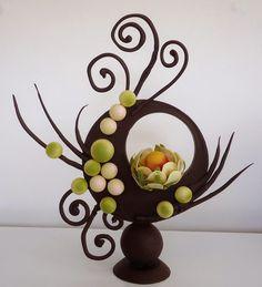 Pièce en chocolat :                                                       …