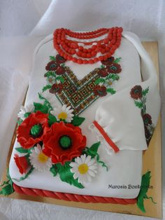 Sheet Cakes, Red Poppies, No Bake Cake, Cake Designs, Ukraine, Poland, Cake Decorating, Food And Drink, Europe