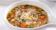 Hearty Minestrone america's test kitchen