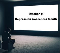 October is Depression Awareness Month and includes Depression Screening Day. Here's 8 symptoms of depression and 5 ways to support someone who is depressed. Depression Awareness Month, Mental Illness Awareness Week, Depression Treatment, How To Cure Depression, Depression Symptoms, Mental Health Test, Marriage Biodata Format, Bio Data For Marriage