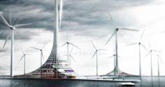 Windkraft mal anders | mapolis | Architektur – das Onlinemagazin für Architektur