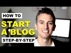 How to Start a Blog - Step by Step Tutorial for Beginners - YouTube Wordpress Help, Blog Planning, Make Money Now, Blog Topics, Blogging For Beginners, How To Start A Blog, Tax Preparation, Entrepreneurship, Youtube