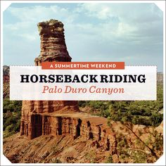 Trip Guide: Palo Duro Canyon | Texas Monthly: Rugged Texas Defined