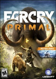 New-In-Box-Ubisoft-Far-Cry-Primal-2016-PC-Standard-Edition-Free-Shipping
