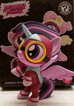 "Funko My Little Pony Series 4 ""Power Ponies"" - Twilight S..."