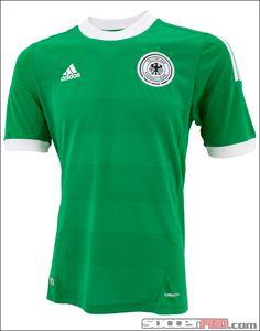 adidas Germany Away Jersey 2012 - 2013...$71.99