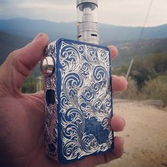 #Vapelife that's a sweet mod if I may say so myself...