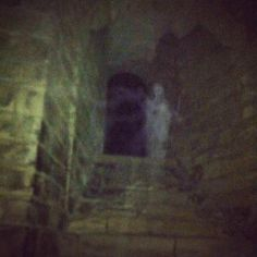 CASTLE KEEP GHOST! The Castle Keep Ghost, photo was caught on one of our ghost…