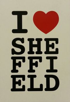 I 'love' Sheffield