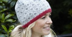 Knit Crochet, Crochet Hats, Fair Isle Knitting Patterns, Keep Warm, Beanie Hats, Mittens, Knitted Hats, Free Pattern, Winter Hats