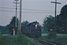 When trains ran in Solon Ohio by drei88, via Flickr