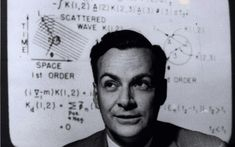 "Richard Feynman: Life, the universe and everything - Telegraph ~ ""Is there a limited number of 'letters' in the language of quantum electrodynamics that can be combined to form 'words' and 'phrases' that describe nearly every phenomenon of nature? The answer is yes: the number is three."" Feynman, Richard (1985). QED: The strange theory of light and matter Princeton University Press. P.84"
