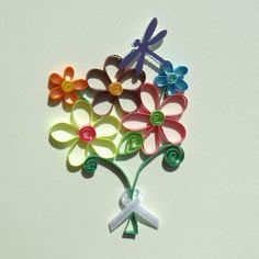 Simple lines quilling