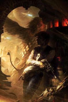 Raymond Swanland, Shadows of Tatooine