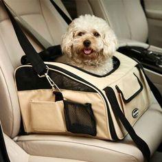 Pas cher 2015 l'arrivée de nouveaux de haute qualité petit animal de compagnie chat chien porte voitures sac 600D Oxford étanche de siège de voiture pour chien panier chien voiture barrière, Acheter  Paniers pour chien de qualité directement des fournisseurs de Chine:                        Tissu:             Imperméable 600D Oxford                              Fabrication:
