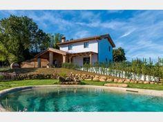 Touristik - #Einfamilienhaus von Rubner Haus AG   HausXXL #modern #klassisch #Satteldach #Balkon #Terrasse #Villa #Ökohaus #Biohaus