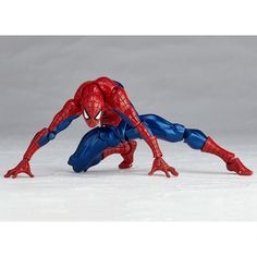 ACTION FIGURE AMAZING YAMAGUCHI NO.002 SPIDER-MAN