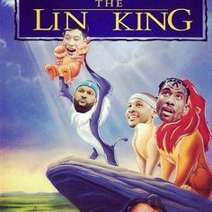 My son's photoshop tribute to JLin went viral a few days after he posted it on FaceBook.