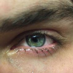 eyes, eye, and aesthetic image Pretty Eyes, Beautiful Eyes, Theo Raeken, Blake Steven, Harry Osborn, Behind Blue Eyes, Adrien Agreste, Shall We Date, Jason Todd