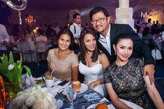 Toni Gonzaga and Paul Soriano Wedding Guests | http://brideandbreakfast.ph/2015/06/16/toni-gonzaga-paul-soriano-wedding-photos-reception/ | Photo: Metrophoto