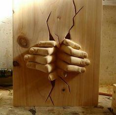 yudie_oktav wood Carving