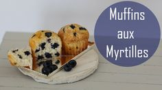 how to: miniature blueberry muffins