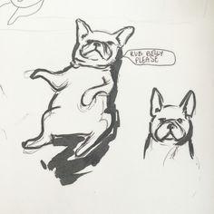 Sketchbook Jessillustrates