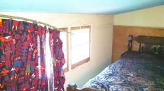 2nd bed upstairs full bed