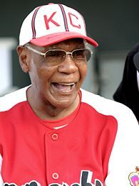 On May 29, 1962 Buck O'Neil became the first black coach in Major League Baseball. His previous career had been with the Kansas City Monarchs as a first baseman and manager, and he was signed as a scout by the Chicago Cubs in 1955. O'Neill was featured in Ken Burns' 1994 baseball documentary and was instrumental in establishing the Negro League Baseball Museum. #TodayInBlackHistory