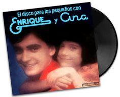 Enrique y Ana, mi tía me regalo el cassette y me acuerdo de pasar horas en mi cuarto cantando y balando! Jaja y llorando a veces con la de la Gallina coco-uaua!