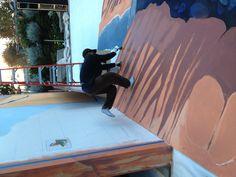 Julio Cesar Jimenez Tracyleestum 3dchalkart  streetpainting streetart ATS Grandesign cadillac  AugmentedReality