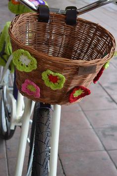 Accesorios tejidos a crochet disponible en www.velochic.cl Stgo de Chile