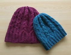 Ravelry: Playing with Cables pattern by Patricia Marzán