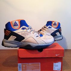 708cc57e79029d Nike Mowabb ACG year 2004 in sensational condition now over 10 years old.