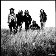 Pearl Jam, 1991. 1991, one of the best years for music. Love this band.