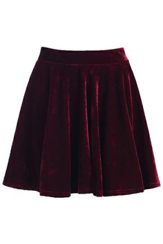 Crimson Metallic Skirt. This isn't even in stock yet and it's already sold out. My baby. Where else can I buy this??