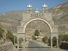Chivay en Arequipa - Peru.. been there 5 times
