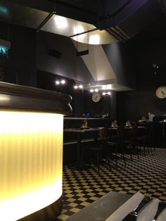 Byron (Rathbone Place) Interior ... in London