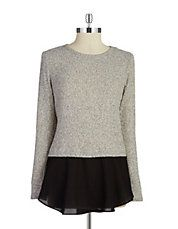 DESIGN LAB  Layered-Style Top Lord and Taylor